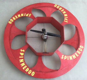 Spinneroo - Free Flight Saucer With Cox 049