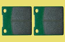 Kawasaki ZXR400  rear brake pads (89-03) FA161 style + other models