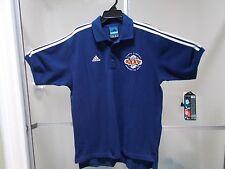Super Bowl  XXXV ADIDIS NEW Men's Sport Shirt Large1-28-2001Gaints vs Ravens NWT