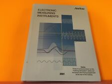 Anritsu Electronic Measuring Instruments 2001