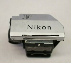 Vintage Nikon F Photomic T Finder Light Meter - Made in Japan