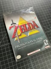 Zelda Collector's Edition Promotional (Nintendo GameCube) Game, Case and Manual.