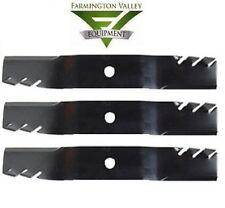 John Deere X300 X320 X324 X360 Predator II Mulch Blades for 48 C Mower Deck