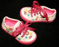 Keds Size 6 sneakers Shoes Glitter Sparkly Unique Boutique Design GORGEOUS