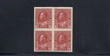CANADA 1923 KGV (SG 261 IMPERF block) VF MLH at top