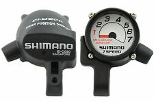 SHIMANO MEGARANGE CI-DECK 7 SPEED ID-C050 HANDLEBAR DIAL DISPLAY ORIGINAL NOS