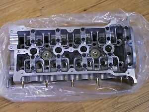 Mazda Protege 1.6 New Factory Cylinder Head 1999 To 2001