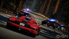 Need For Speed Hot Pursuit Platinum Hits Xbox 360