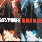 Gary Moore - Blues Alive (Virgin/EMI CD 1993)