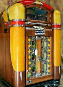 *RARE* Wurlitzer 800 Jukebox