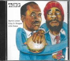 Thigahmahjiggee ‎–Martin Luther King Jr. Whopper With Cheese cdr Chicago hip hop