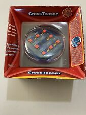Cross Teaser Game Toy Puzzle Challenging Puzzle by Spirid Brain Mind Teaser