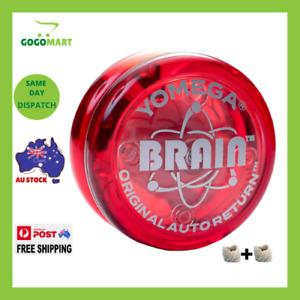 New Professional Yoyo Responsive Auto Return Best for String Trick Yomega Brain