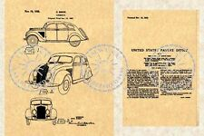 CHRYSLER AIRFLOW Automobile/Desoto - Breer 1934 #858