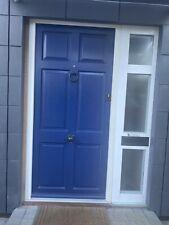 Solid Front Door. 205cm x 93cm