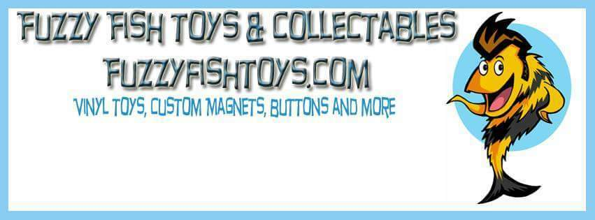 Fuzzy Fish Collectables