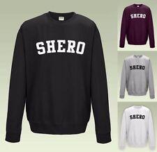 Polyester Sweatshirt Graphic Hoodies & Sweats for Women