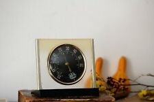 Vintage Working Soviet Thermometer Old Collectible Plastic Thermometer Leningrad