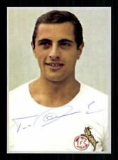 Toni Schumacher Autogrammkarte 1 FC Köln Spieler 60er Jahre Original Signiert