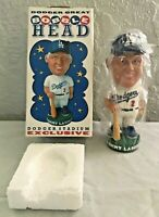 NEW TOMMY LASORDA LOS ANGELES DODGERS BOBBLEHEAD 2001 STADIUM GIVEAWAY