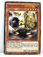 Yu-Gi-Oh - 1x Geargiarmor - SDGR - Geargia Rampage
