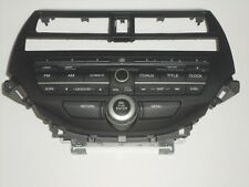 2008-2012 Honda Accord COUPE Radio 6 Disk CD Changer OEM Black