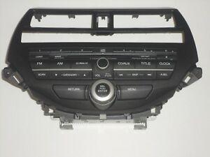 2008-2012 Honda Accord  Radio 6 Disk CD Changer OEM Black