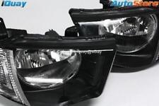 Mitsubishi Triton MN series '09-'15 GL GLX Clear Headlights Pair LH+RH ADR
