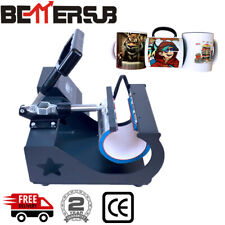 Bettersub Mug Heat Press Sublimation Transfer Machine Lcd For Diy 11oz Cup Gift