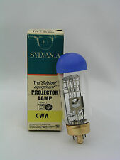 SYLVANIA - CWA - PROJECTOR LAMP - 750W 120V - 25 HRS. - BLUE TOP - NEW OLD