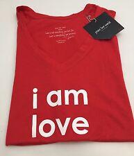 Peace Love World  T-Shirt - I Am Love