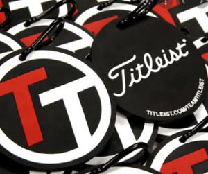 Team Titleist Bag Tag/Putting Disc