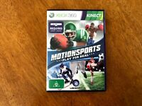 Motionsports - Xbox 360 Kinect