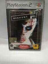 Manhunt Sony Playstation 2 Platinum ITA