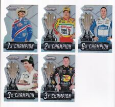 ^2016 Panini PRIZM CHAMPIONS PRIZM PARALLEL Complete 5 card set BV$30! SCARCE!