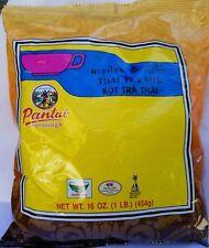 ON SALE!! Pantai Thai Tea Leaves Mix (Pantai) Thai Iced Tea 1 lbs 16oz 454g Bag