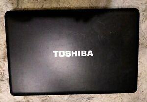 "Toshiba Satellite C660-10T 15.6"" Windows 7 - Needs new battery"