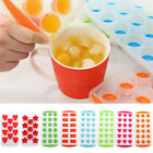 Ice Ball Cube Silicone Tray Freeze Mould Bar Jelly Pudding Chocolate Mold Maker.