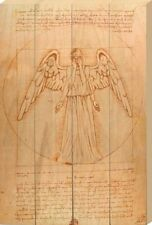 New Doctor Who Weeping Angel Dr Who Wooden Wall Art