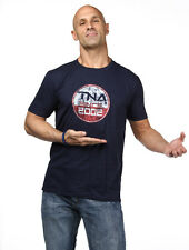 TNA Impact NEW T-Shirt Men's XL EXTRA LARGE Wrestling WWE ROH NXT ECW WCW GWF