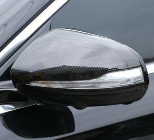 Mercedes Carbon Style Mirror Caps Wing Mirrors  C W205 E W213 GLC-Class X253