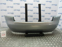 AUDI A4 B6 02-05 REAR BUMPER IN LIGHT GREY 5 MONTH WARRANTY