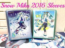 Precious Memories SNOW MIKU HATSUNE 2016 SLEEVE COLLECTION Yukine Rare KAWAII !