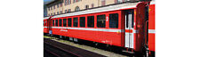 BEMO -H0m- 3252160 Schmalspur-Personenwagen 1.Kl. A1250 RhB rot Einheitswagen 1