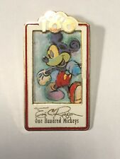 One Hundred Mickeys Pin Series (MM 004) - LE 3500 Disney Disneyland Mickey.