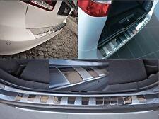 Hyundai i10 ab 2014   LADEKANTENSCHUTZ EDELSTAHL  Satin mit Abkantung