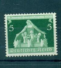 GERMANIA - GERMANY DEUTSCHES REICH 1936 Berlin & Munich Congress Mi. 618