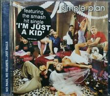 SIMPLE PLAN - NO PADS, NO HELMETS...JUST BALLS CD - GOOD CONDITION 2002