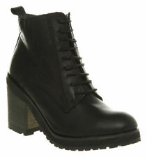 Mid Heel (1.5-3 in.) 100% Leather Boots OFFICE for Women