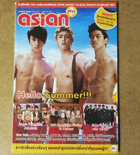 Asian Magazine KPOP 2PM Taecyeon, MBLAQ, BigBang T.O.P  B2ST, Super Junior, +